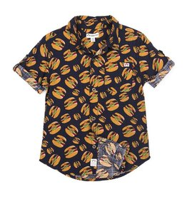 Appaman Appaman | Burger Print Button Down