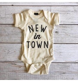 The Oyster's Pearl|New In Town Onesie