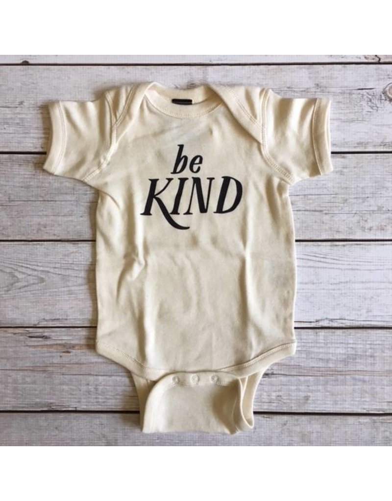 The Oyster's Pearl|Be Kind Onesie