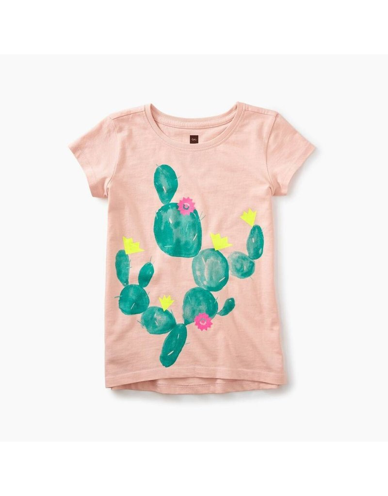 Tea Collection Tea Collection| Prickly Cacti Graphic Tee