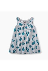 Tea Collection Tea Collection| Cacti Trapeze Baby Dress