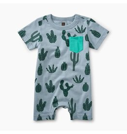 Tea Collection Tea Collection| Cacti Pocket Romper