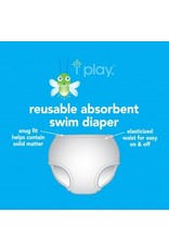 I Play i Play | Built In Swim Diaper Ruffle Swimsuit