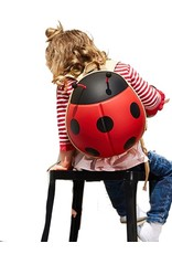 Cole | Ladybug Shell Backpack