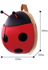 Cole | Ladybug Shell Backpack