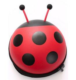 Cole | Mini Ladybug Harness Backpack