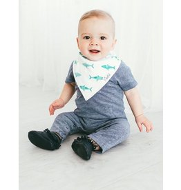 Copper Pearl Copper Pearl|Pacific Bandana Bib Set