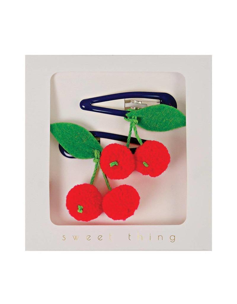 Meri Meri Meri Meri | Cherries Hairclips