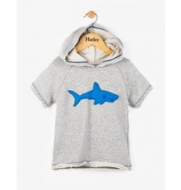 Hatley Hatley | Great White Shark Raglan Hoodie