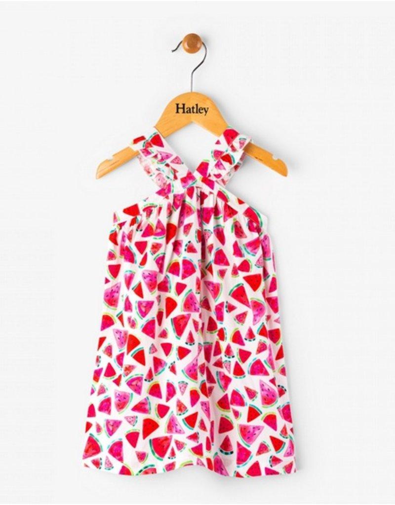 Hatley Hatley | Juicy Watermelon Dress