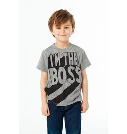 Chaser Chaser | I'm the Boss Tee