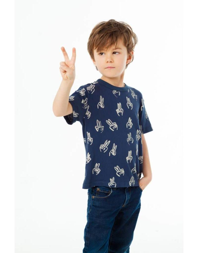 Chaser Chaser | Peace Sign Tee