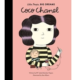 Little People, Big Dreams | Coco Chanel