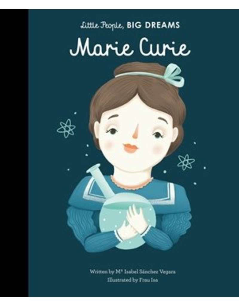 Little People, Big Dreams | Marie Curie