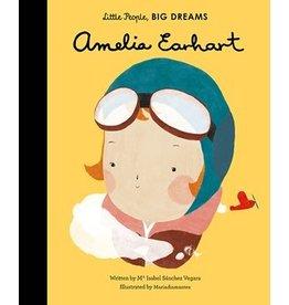 Little People, Big Dreams | Amelia Earhart