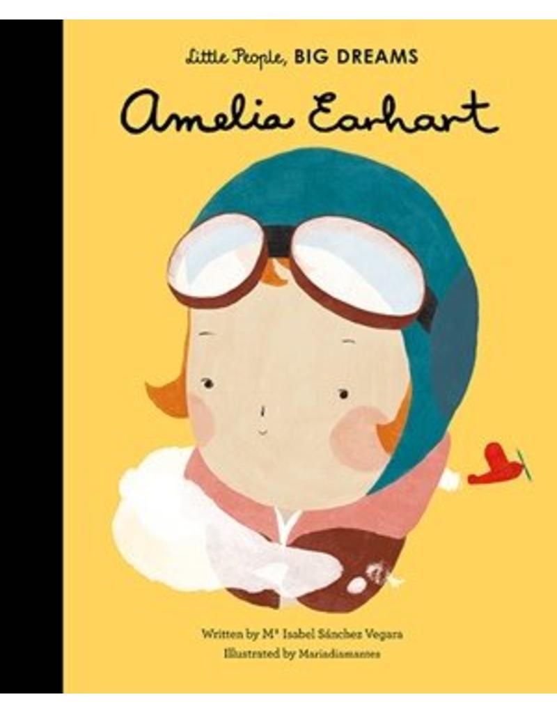 Quarto Little People, Big Dreams | Amelia Earhart
