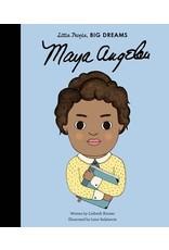 Quarto Little People, Big Dreams   Maya Angelou