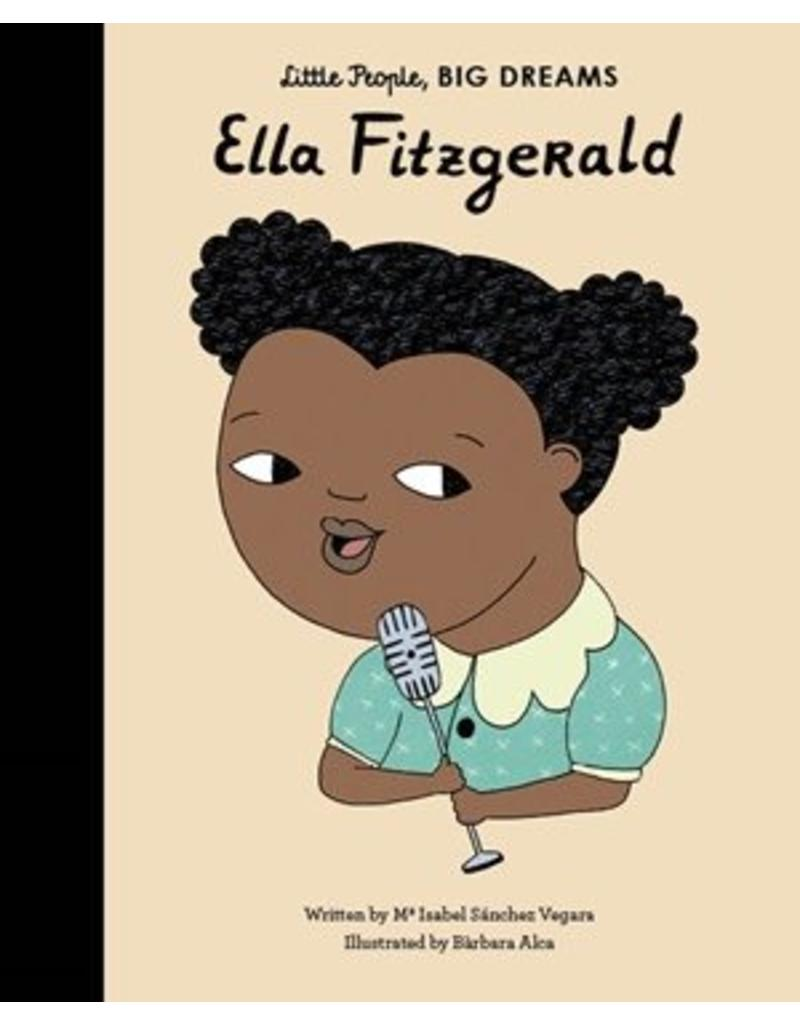 Quarto Little People, Big Dreams | Ella Fitzgerald