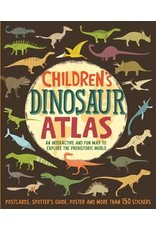 Quarto| Children's Dinosaur Atlas