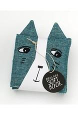 Quarto Quarto|Friendly Faces in the Garden: Baby's First Soft Book