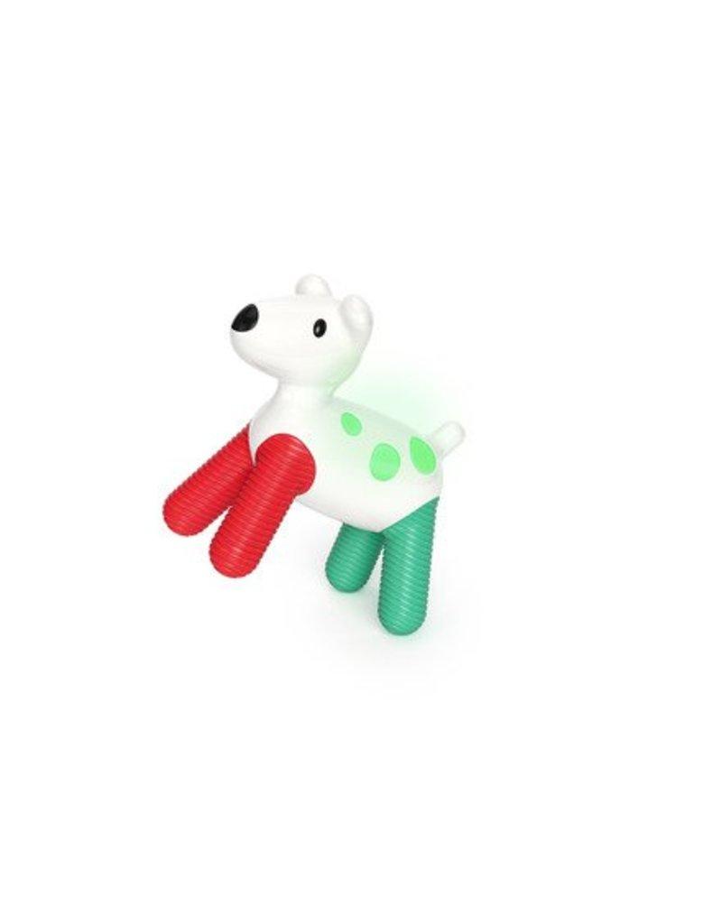 Kid O Kid O | Hudson Puppy Glow Rattle