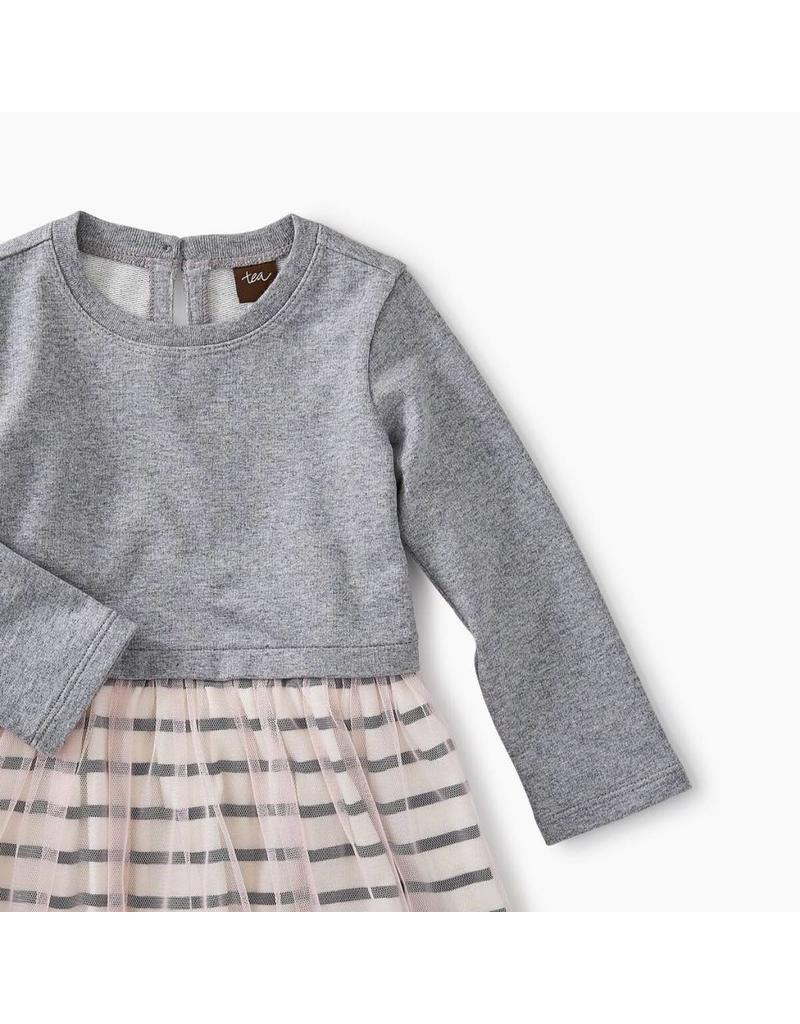 Tea Collection Tea Collection   Striped Tulle Baby Dress