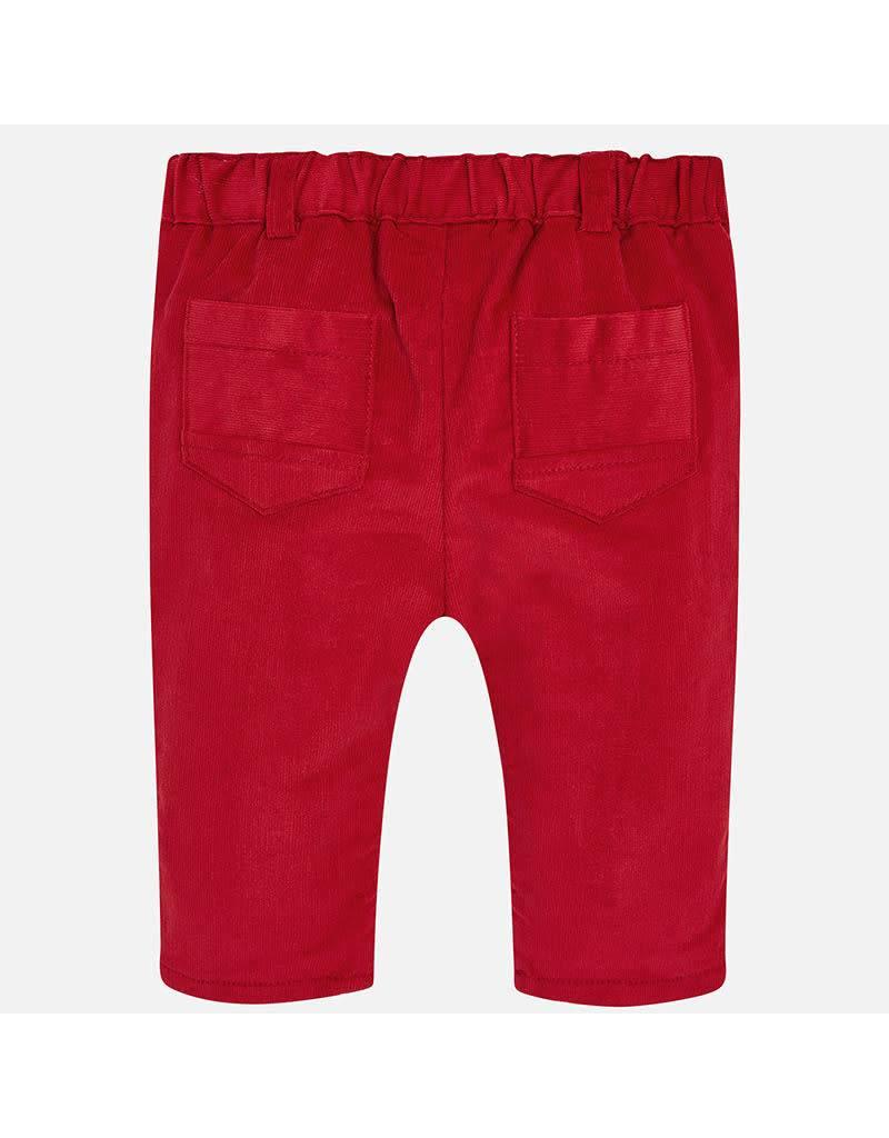 Mayoral Mayoral | Baby Corduroy Trousers