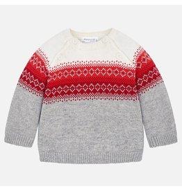 Mayoral Mayoral | Jaquard Baby Sweater