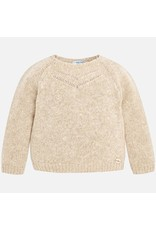 Mayoral Mayoral|Sparkly Gloss Sweater