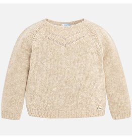 Mayoral Mayoral | Sparkly Gloss Sweater