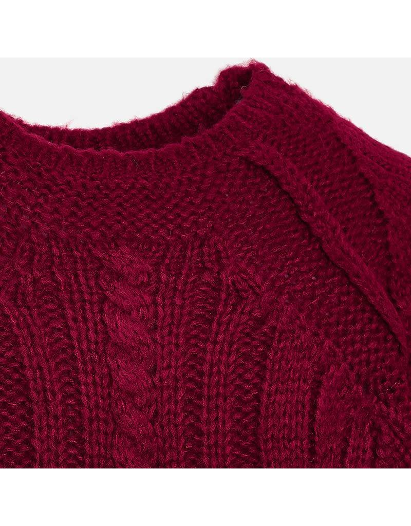 Mayoral Cable Knit Sweater Nurture Baby
