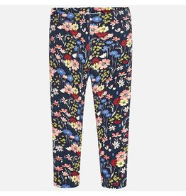 Mayoral Mayoral | Floral Patterned Leggings