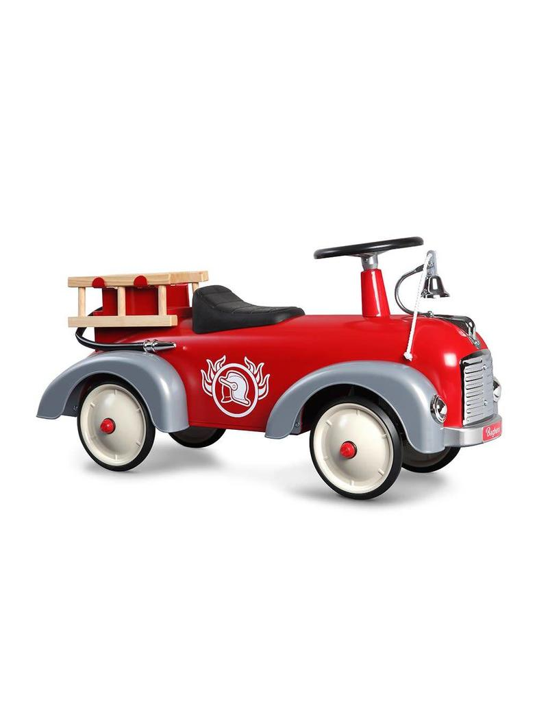 Baghera Baghera | Speedster Firetruck Ride On