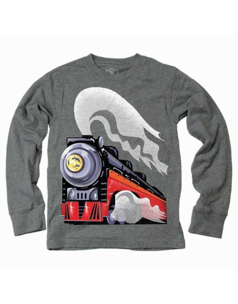 Wes & Willy Wes & Willy | Locomotive Baby Tee