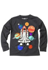 Wes & Willy Wes & Willy|Spaceship Tee