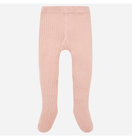 Mayoral Mayoral | Ribbed Baby Tights