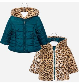 Mayoral Mayoral   Reversible Baby  Coat