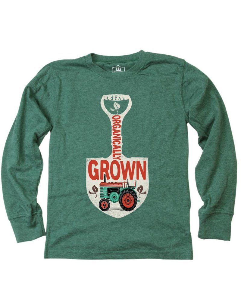 Wes & Willy Wes & Willy   Organically Grown Baby Tee