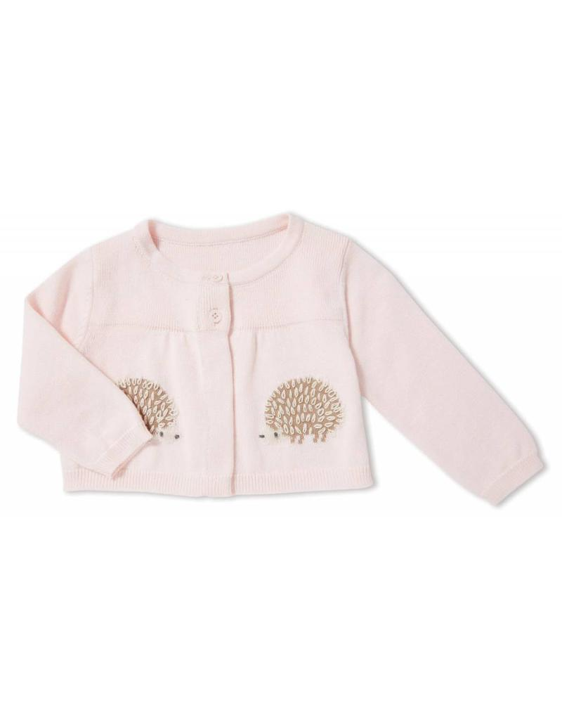 Angel Dear Angel Dear | Hedgehog Swing Cardigan
