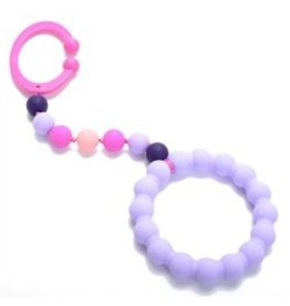 Chewbeads Chewbeads Gramercy Teether Violet