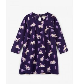 Hatley Majestic Unicorns Trapeze Dress