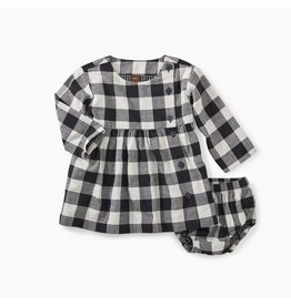 Tea Collection Tea Collection | Checkered Plaid Baby Dress