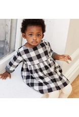 Tea Collection Tea Collection |Checkered Plaid Baby Dress