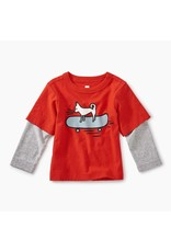 Tea Collection Tea Collection |Cool Chihuahua Graphic Tee