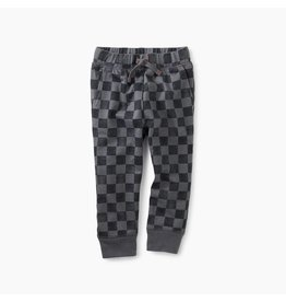 Tea Collection Tea Collection | Printed Check Baby Joggers