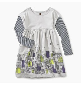 Tea Collection Tea Collection | Cityscape Graphic Dress