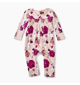 Tea Collection Tea Collection | Smocked Floral Romper