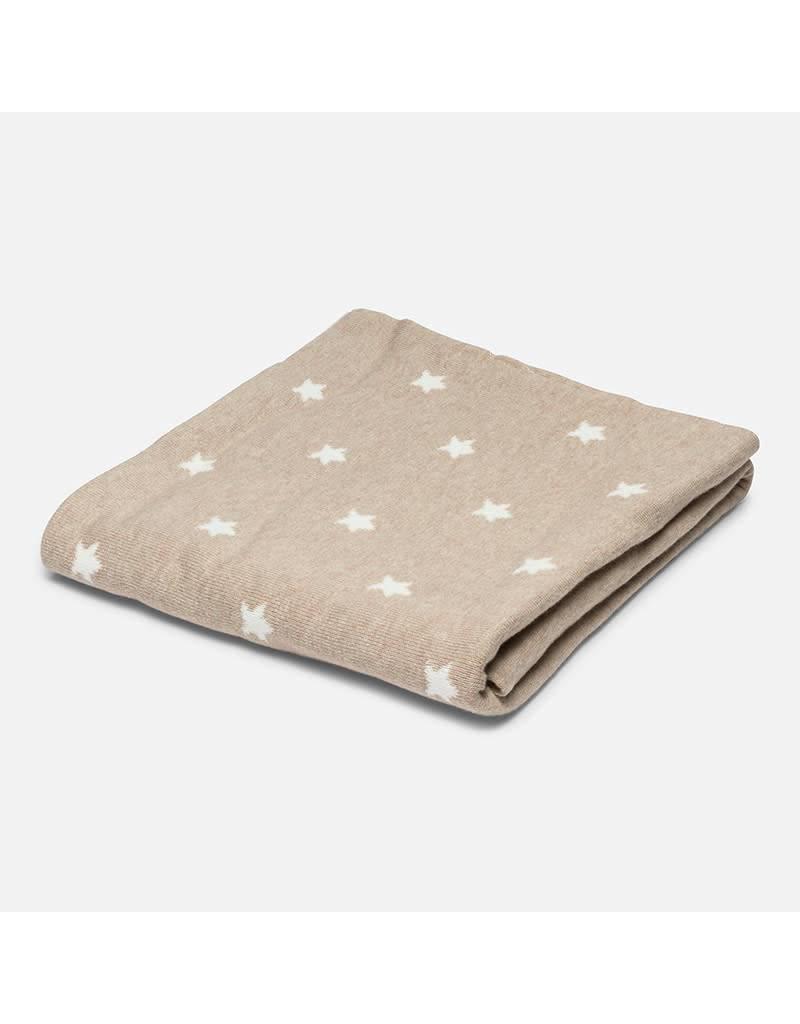 Mayoral Mayoral | Jaquard Star Blanket in Mole