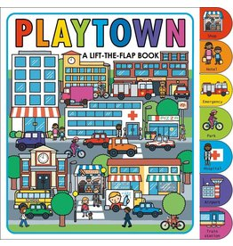 Playtown Lift the Flap Book