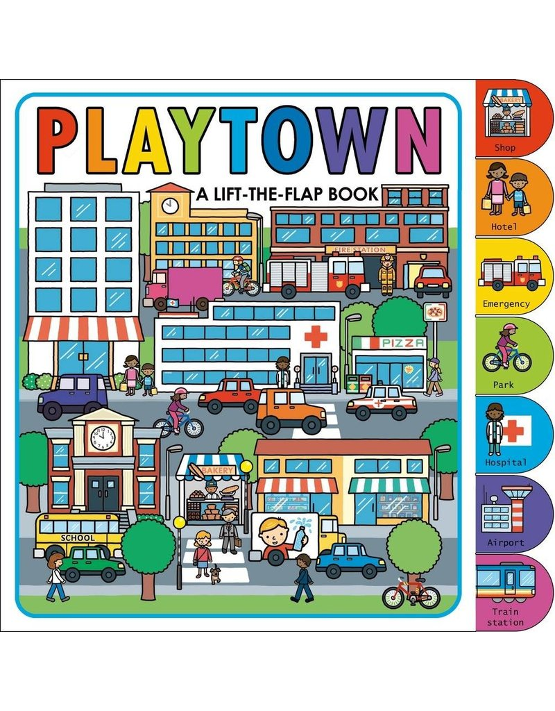 Playtown Lift the Flap